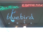 Bluebird Cafe, Glenwood Springs, Colorado