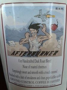 Afterburner Roast by Ground Control