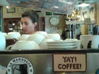 Yay! Coffee!