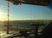 Plain view, WY