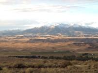 Crazy Woman Mountains, MT