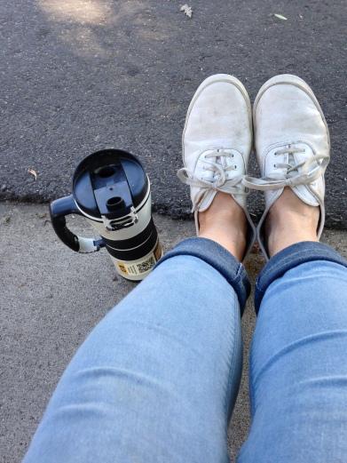 ... ready to explore Portland's coffee culture!