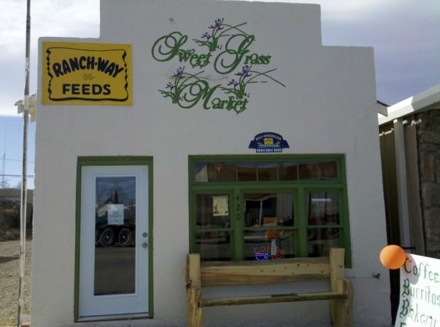Sweet Grass Market, Walden, CO