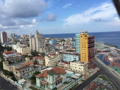 Havana from my casita.